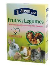 Alimento Natural para Roedores Frutas/Legumes Desidrat. 75G - Alcon