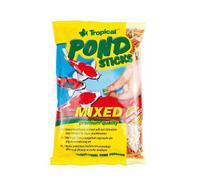 Alimento para peixes Tropical Ração Pond Sticks Mixed 800g - Agro Aves