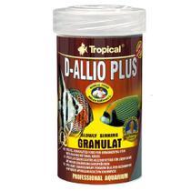 Alimento Tropical D-Allio Plus Granulat para Peixes - 22g -
