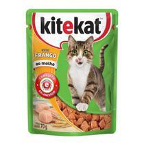 Alimento Úmido KiteKat Frango ao Molho -