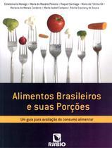 Alimentos brasileiros e suas porcoes - Rubio
