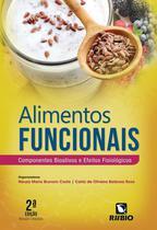 ALIMENTOS FUNCIONAIS - 2ª ED - Rubio