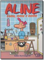 Aline Cama, Mesa e Banho - Devir