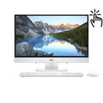 "All in One Dell Inspiron iOne-3477-U40 7ª Geração Intel Core i7 12GB 1TB 23.8"" FHD Touch Linux -"