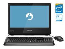 All in one positivo 1701233 master u1300 dual core n3060 4gb 500gb 18.5 led hd linux