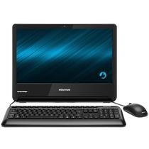 All in One Positivo Intel Core i5-7200U, 8GB, HD 500GB, Freedos, MASTER A2100 - 1701310 -