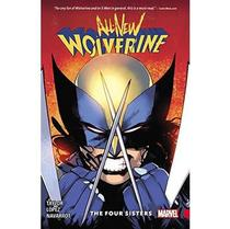 All-New Wolverine Vol. 1- The Four Sisters - Marvel