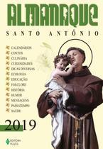 Almanaque santo antonio 2019 - Vozes