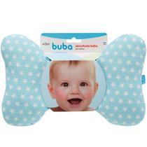 Almofada Apoio Para Cabeça - Azul Buba Baby -
