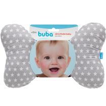Almofada Apoio para Cabeça Bebe Cinza (0m+) Buba 11755 -