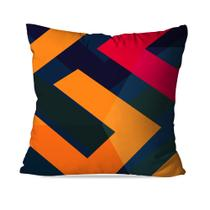 Almofada Avulsa Decorativa Color Abstrato - Love decor