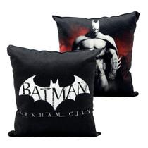 Almofada Batman Arkham City - Zona Criativa -