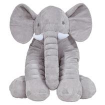 Almofada Buba Elefante Gigante Cinza 3+ - 7561 -