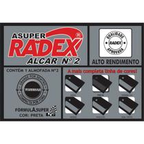 Almofada Carimbo N.2 Preta Radex -