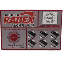 Almofada Carimbo N.4 Vermelha - Radex