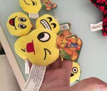 Almofada Chaveiro Emoji Bordada Tamanho Pp - Cada - Toys