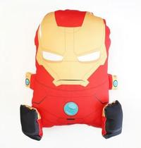 Almofada CuboArk 3D Formato Homem de Ferro -