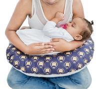 Almofada De Amamentação Travesseiro Ursinho - Click Tudo