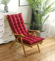 Almofada de Assento para Cadeiras de Balanço espreguiçadeiras Sofá e Poltronas(SOMENTE A ALMOFADA) - Art Decor E-Commerce