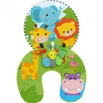 Almofada De Atividades Com Brinquedos Buba -