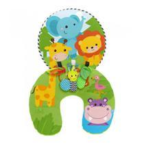 Almofada de Atividades Para Crianças  Animais - 09841  Buba -