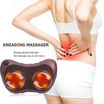 Almofada De Massagem Shiatsu Massageador Professional - Ybx