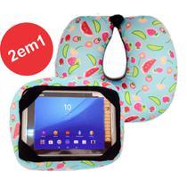 Almofada de Pescoço e Porta tablet 2 em 1 frutas YS09033 - Yins