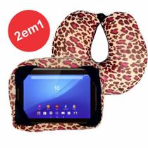Almofada de Pescoço e Porta tablet 2 em 1 onça YS09033 - Yins