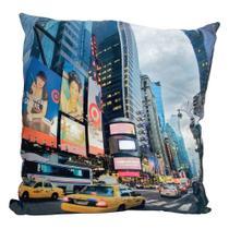 Almofada Decorativa Nova York Ateliê Valverde  42x42 -