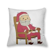 Almofada Decorativa Own Papai Noel Sentado - Prego E Martelo