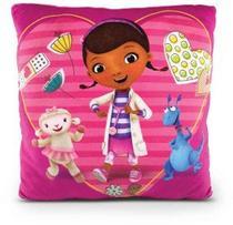 Almofada Disney Macia - Doutora Brinquedos -DTC -