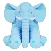 Almofada elefante gigante - azul - Buba