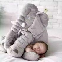 Almofada elefante gigante buba - cinza -