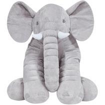 Almofada Elefante Gigante - Cinza Buba Baby -