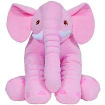 Almofada Elefante Rosa  Gigante 7562 - Buba -