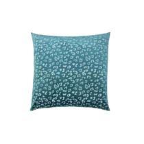 Almofada em Veludo Azul Turquesa 11711 50x50cm - Mart -