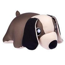 Almofada Floc Bichinho Cachorro Xereta -
