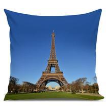 Almofada França Torre Eiffel 45x45cm - 429k