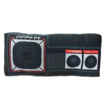 Almofada Gamer Inspiradas no Controle de Video Game Master System - Camaleão Preto