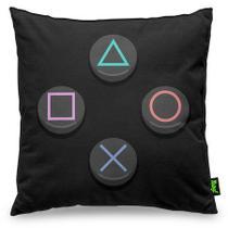 Almofada Gamer Joystick PS Sonysta - Yaay