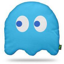 Almofada Geek Divertida Ghost Azul - Yaay