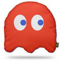 Almofada Geek Divertida Ghost Vermelha - Yaay