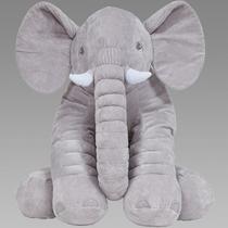 Almofada Gigante Elefante Cinza Buba -