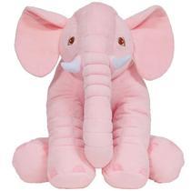 Almofada Gigante Elefante Rosa Buba -