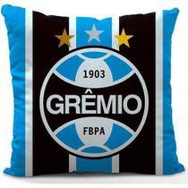 Almofada Grêmio Bi-campeão da América 45cm Oficial - Sude Presentes