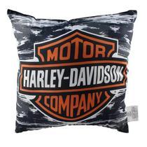 Almofada Harley Davidson 40x40cm Microfibra 10063790 - Zona criativa