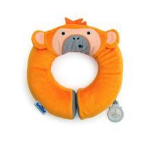 Almofada Infantil de Pescoço para Viagens Macaco Trunki -
