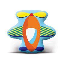 Almofada Infantil Transfer Avião Lepper ref 48342 -
