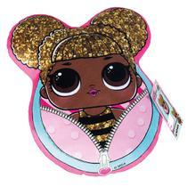 Almofada Infantil Transfer LOL Bee Lepper -