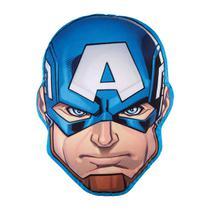 Almofada Infantil Transfer Vingadores Capitão America - Lepper